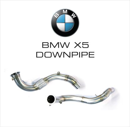 Picture of BMW F15 X5 Downpipe 2012+