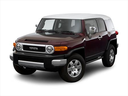 Picture for category TOYOTA FJ CRUISER