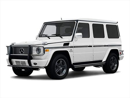 Picture for category MERCEDES BENZ G55