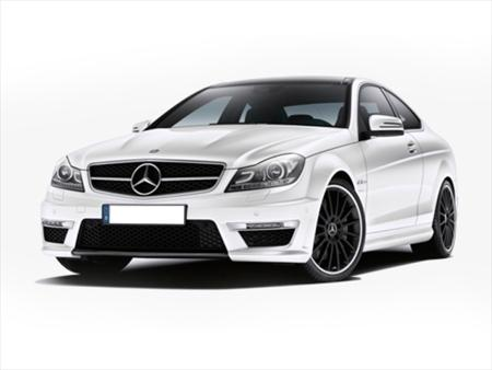 Picture for category MERCEDES BENZ (W205) C63