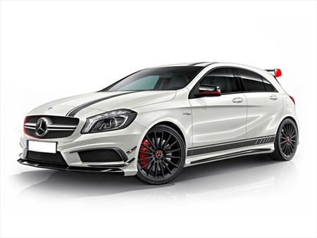 Picture for category MERCEDES BENZ A45