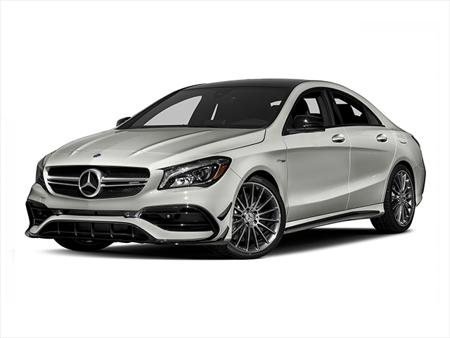 Picture for category MERCEDES BENZ CLA 45