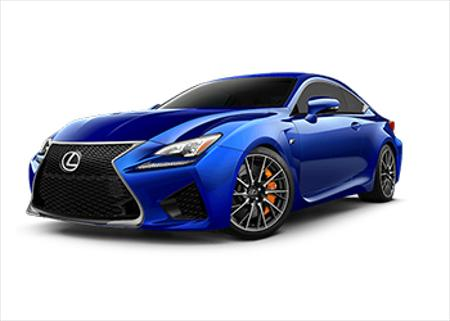 Picture for category LEXUS RCF