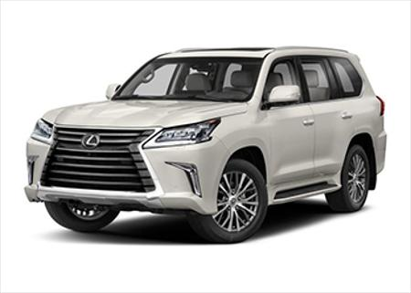 Picture for category LEXUS LX 570