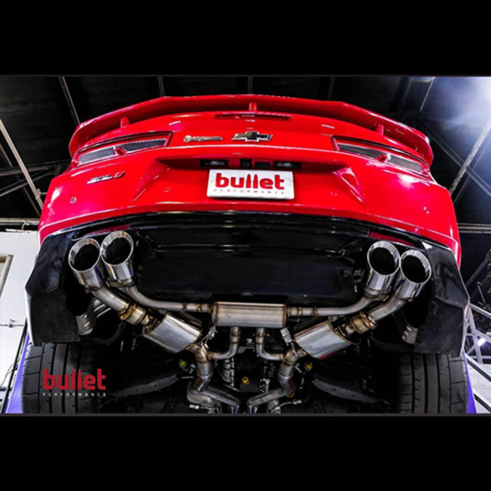 Picture of CHEVROLET CAMARO SS   ZL1   1LE 2016+ X-SERIES CATBACK WITH X-PIPE