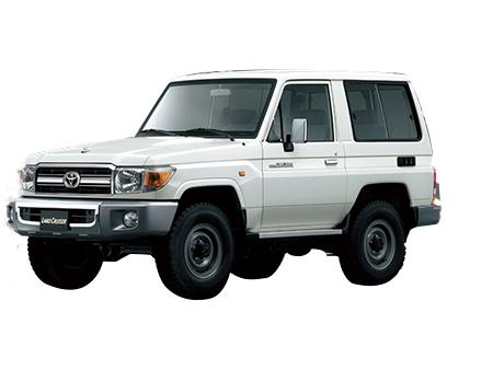 Picture for category TOYOTA LAND CRUISER SERIES 70