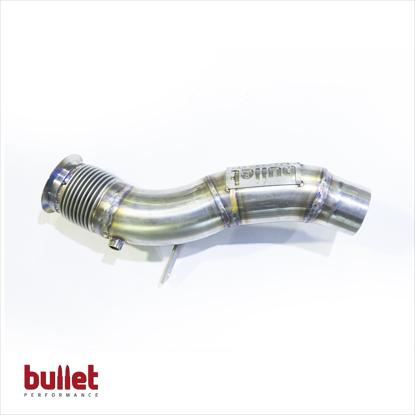 Picture of BMW F12 / F13 / 640i DOWNPIPE 2011-07/2013